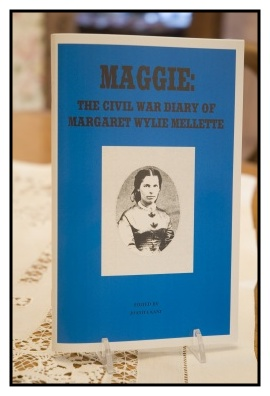 The Civil War Diary of Margaret Wylie Mellette