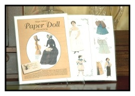 Maggie's Paper Doll Collection