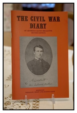 The Civil War Diary of Arthur Calvin Mellette